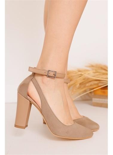 Limoya Ayakkabı Vizon